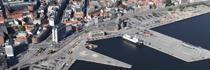 Se luftfoto af området